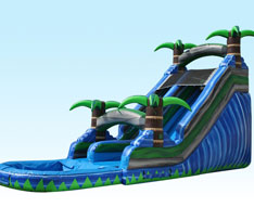 20ft Wild Rapids Water Slide