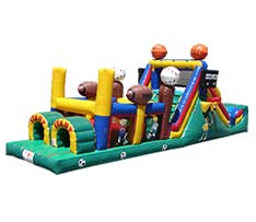 41ft Sports Obstacle Course