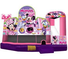 Minnie Mouse 5n1 Combo Rental