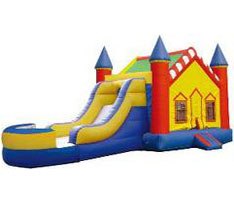 Party Castle Combo Rental