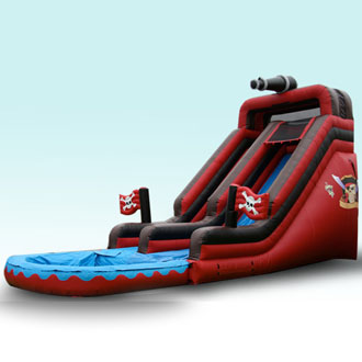 20ft Pirate Water Slide