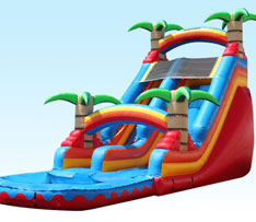 20ft Water Slide Package