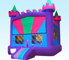 Girl Bounce House Package
