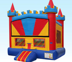 How to Takedown a Bounce House